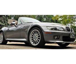 2002 BMW Z3, 3.OL. 6CYL. AUTO
