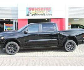 PICK UP 1500 4X4 CREW CAB LIMITED BLACK PACK FULL OPTIONS EN LPG