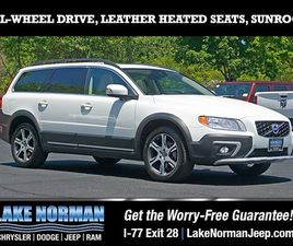 WHITE COLOR 2015 VOLVO XC70 T6 FOR SALE IN CORNELIUS, NC 28031. VIN IS YV4902NK2F1217255.