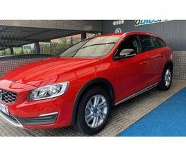 VOLVO V60 CROSS COUNTRY D3 AUT. 4X4, SUV O PICKUP DE SEGUNDA MANO EN PONTEVEDRA | AUTOCASI