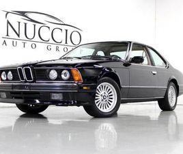 1988 BMW 635CSI FOR SALE