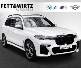 BMW X7 XDRIVE40D M SPORT PANO AHK STANDHZG HUD, JAHR 2020, DIESEL