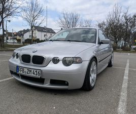 BMW 330TI E46 COMPACT HATCHBACK EURO SPEC. ONTARIO REGISTERED | CARS & TRUCKS | OSHAWA / D