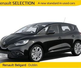 RENAULT SCENIC ICONIC FOR SALE IN DUBLIN FOR €24,900 ON DONEDEAL