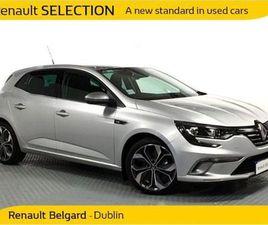 RENAULT MEGANE GT LINE FOR SALE IN DUBLIN FOR €25,400 ON DONEDEAL