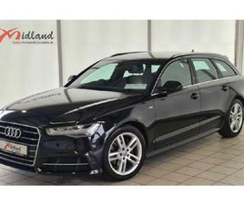 AUDI A6 S LINE 2.0 TDI 190PS ULTRA AUTO TECH PAC FOR SALE IN WESTMEATH FOR €34,900 ON DONE