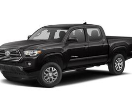USED 2017 TOYOTA TACOMA TRD SPORT | DOUBLE CAB | 6FT BED