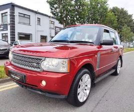 LAND ROVER RANGE ROVER 3.6 TDV8 SE 5 SEAT CREW CA FOR SALE IN MEATH FOR €10,950 ON DONEDEA