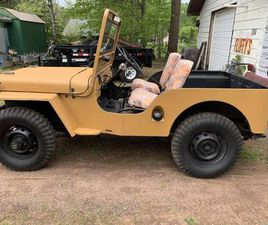 1953 JEEP JEEP WILLYS OVERLAND