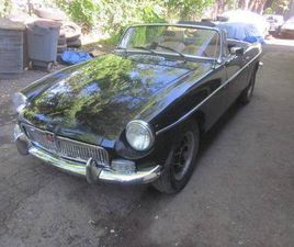 1980 MG B FOR SALE