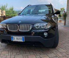 BMW X3 3.0SD CAT FUTURA
