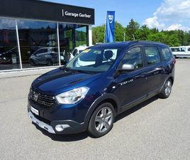 >DACIA LODGY 1.6 STEPWAY 7PLACES