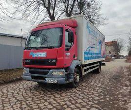 DAF LF 55.180 KONTENER + WINDA ELBLĄG • OLX.PL