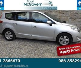 RENAULT ESPACE 1.5 DCI 106 DYNAMIQUE 7 SEATER // FOR SALE IN WICKLOW FOR €4,995 ON DONEDEA