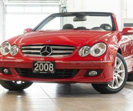 2008 MERCEDES-BENZ CLK350 CABRIOLET | CARS & TRUCKS | KELOWNA | KIJIJI