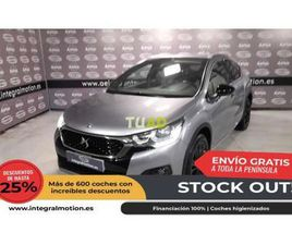 DS AUTOMOBILES DS 4 CROSSBACK 1.6 HDI 120CV