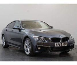 BMW 4 SERIES GRAN COUPE 420D XDRIVE M SPORT GRAN COUPE 2.0 5DR