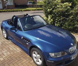 BMW Z3 SERIES 3.0 ROADSTER 2001