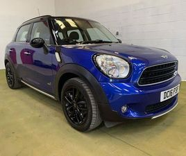 2016 MINI COUNTRYMAN 1.6TD COOPER D BUSINESS EDITION (S/S) ALL4 - £13,990