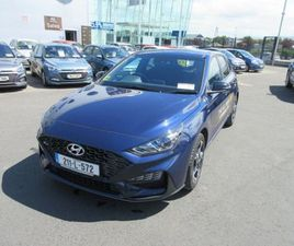 HYUNDAI I30 PETROL DELUXE NLINE 5DR FOR SALE IN LIMERICK FOR €26,500 ON DONEDEAL
