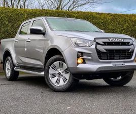 ISUZU D-MAX 1.9 TWIN TURBO LS FOR SALE IN GALWAY FOR €32,100 ON DONEDEAL