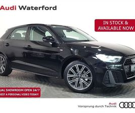 AUDI A1 S-LINE SPORTBACK 30 TFSI 110 S-LINE FOR SALE IN WATERFORD FOR €33,481 ON DONEDEAL