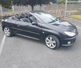 VERY CLEAN 206 CC,LONG NCT,LOW KMS. FOR SALE IN LIMERICK FOR €1,495 ON DONEDEAL