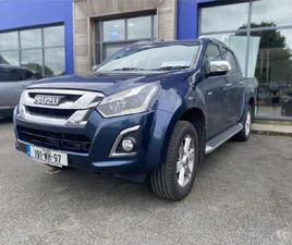 ISUZU D-MAX 1.9L 4WD EURO 6 4DR CREW CAB FOR SALE IN GALWAY FOR €30,500 ON DONEDEAL
