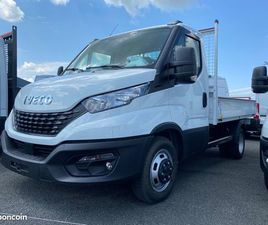 IVECO DAILY III 35C16H 3.0 3450 160 CH BENNE JPM
