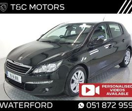 PEUGEOT 308 DUAL ZONE CLIMATE CONTROL AIR CONDIT FOR SALE IN WATERFORD FOR €15,995 ON DONE
