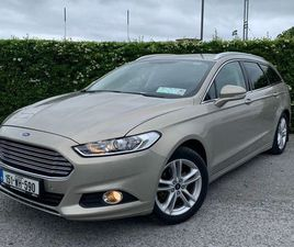 FORD MONDEO ZETEC FOR SALE IN WESTMEATH FOR €9,450 ON DONEDEAL