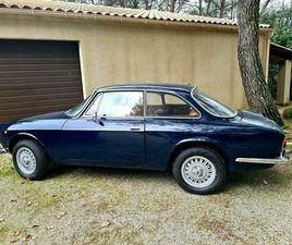ALFA ROMÉO BERTONE 1300 GT JUNIOR 1972