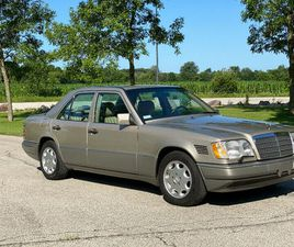 WANTED 1995 MERCEDES W124 E300DIESEL WITH OM606 ENGINE   CLASSIC CARS   CITY OF MONTRÉAL  