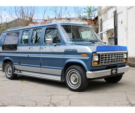 FOR SALE: 1988 FORD ECONOLINE IN HILTON, NEW YORK