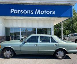 1991 MERCEDES-BENZ 420 SERIES 420SEL | CARS & TRUCKS | ANNAPOLIS VALLEY | KIJIJI