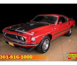 FOR SALE: 1969 FORD MUSTANG IN ROCKVILLE, MARYLAND