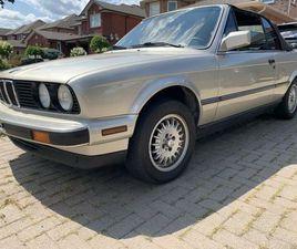 BMW E30 325I (MANUAL/VERT) | CARS & TRUCKS | MISSISSAUGA / PEEL REGION | KIJIJI