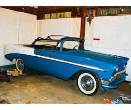 WANTED! 1956 BEL AIR CONVERTIBLE PROJECT | CLASSIC CARS | EDMONTON | KIJIJI