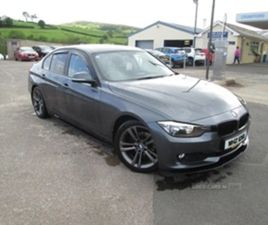 USED 2013 BMW 3 SERIES EFFICIENTDYNAMICS SALOON 86,000 MILES IN GREY FOR SALE   CARSITE