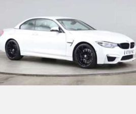 M4 CONVERTIBLE COMPETITION PACKAGE SEMI AUTO 2-DOOR
