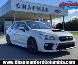 WHITE COLOR 2018 SUBARU WRX BASE FOR SALE IN COLUMBIA, PA 17512. VIN IS JF1VA1A69J9830720.