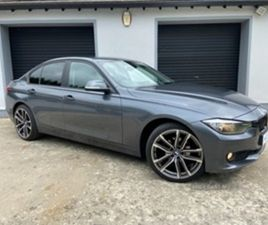 USED 2014 BMW 3 SERIES SE SALOON 107,850 MILES IN GREY FOR SALE | CARSITE