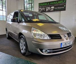 RENAULT GRAND ESPACE 2.0 DYNAMIQUE TOMTOM DCI 5D 150 BHP ONLY 59000 MILES # FULL HISTORY #