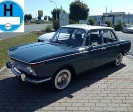 BMW 1800 NEUE KLASSE OLDTIMER + WERTGUTACHTEN NOTE2!