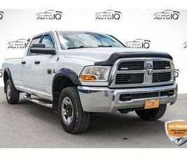 USED 2011 DODGE RAM 3500 SLT AS TRADED SPECIAL   YOU CERTIFY, YOU SAVE