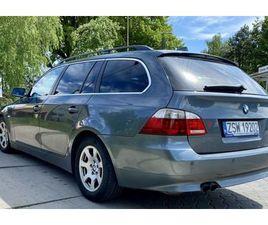BMW 525D 530D 535D E61 KOMBI SERIA 5 ZADBANA ZAMIANA X5 PILNE!! MIĘDZYZDROJE • OLX.PL