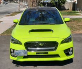 2015 WRX (FINANCE TAKE OVER)   CARS & TRUCKS   HAMILTON   KIJIJI