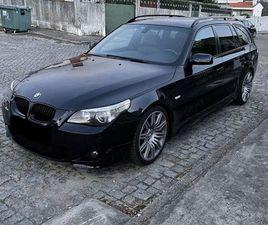 BMW E61 535D 272CV PACK M