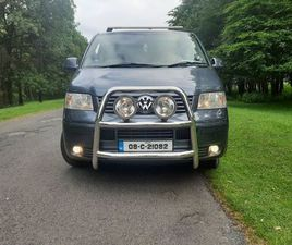 VW TRANSPORTER 4MOTION T32 2.5 174BHP FOR SALE IN KILDARE FOR €11,000 ON DONEDEAL