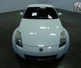 2003 NISSAN 350Z ACTUAL MILES, LOW MILES